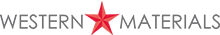 Western Materials Logo